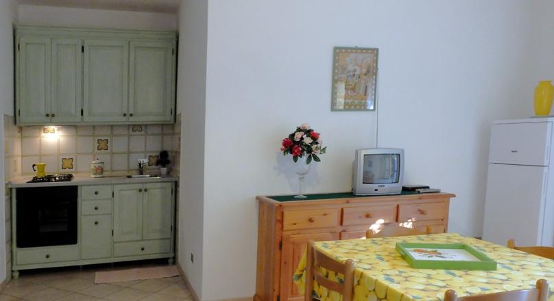 Apartment Capo Testa